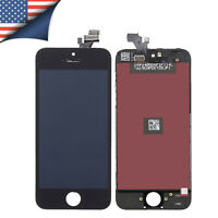 Black For iPhone 5 Screen Replacement LCD Display Touch Digitizer Assembly