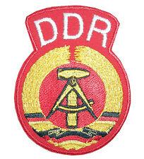 """Patch """"Aufnäher """"Aufbügler""""  DDR Logo"""""""