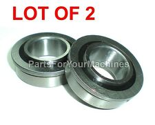 """2 SEALED FLANGED BEARINGS FOR JOHN DEERE, REPL AM118315 & AM35443, 1-3/8""""X3/4"""""""