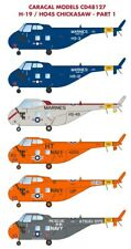 Caracal décalques 1/48 Sikorsky H-19/ho4s Chickasaw - Pièce 1 #48127