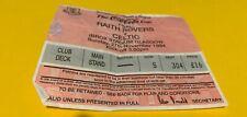 More details for celtic f.c - match tickets  -  league cup final - raith rovers - 27-11-1994