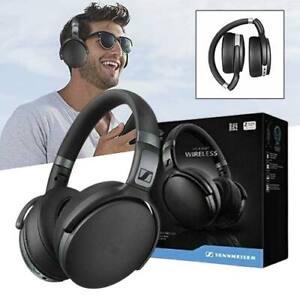 HD 4.40 BT Sennheiser Over Ear Professional Headphones -Black Wireless Bluetooth