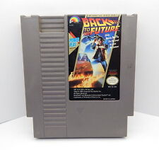 Nintendo NES Back To The Future Game Cartridge, Works R13359