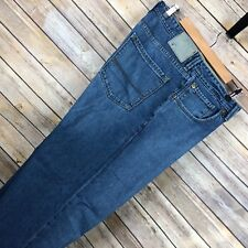 TOMMY HILFIGER Mens Jeans Size 36x32 Actual 37x31 Straight Medium Wash