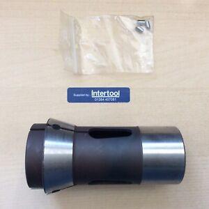 F48 / DIN 173E Emergency collet Diameter Smooth Brand New Bnib With Pins ESVE