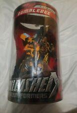 "Transformers Movie 2006 Unleashed Bumblebee Autobot 8"" Sculpture Camero CIB"