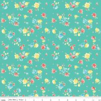 Bird Wise Blue Studio Fabrics Fabric FQ 50cm x 56cm or More 100/% Cotton