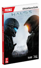 Halo 5 Guardians Official Prima Strategy Game Guide OSG Xbox ONE 360 Cheats Book