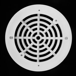 Pool Drain Cover Plastic Drain Cover Corrosion Resistant for Swimming Pools