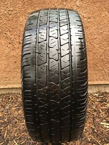 265/60R18 110T Continental Cross Contact LX M+S - 6.65mm