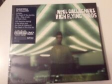 NOEL GALLAGHER'S HIGH FLYING BIRDS CD AND DVD LIMITED EDITION NEW/SEALED