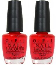 OPI Nail Lacquer GUY MEETS GAL-VESTON (NL T22) PACK OF 2