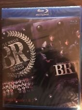 Battle Royale 1 & 2, I and II.  Blu-Ray DVD  *FREE SHIP*