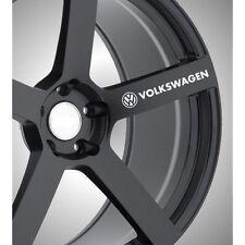 vw stickers alloy wheels 4+1 free volkswagen t5 campervan custom decals