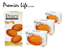 Pears Soap Box Of 3- Transparent Soap