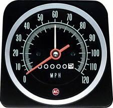 1969 Camaro Speedometer w/Speed Warning Speedo New OER