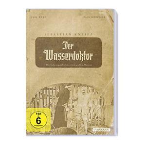 NEU/OVP DVD DER WASSERDOKTOR SPIELFILM SEBASTIAN KNEIPP PAUL HÖRBIGER KNEIPP-KUR