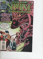 Doctor Strange #89 - May 1996 - Fall of the Tempo - J.M. Dematteis, Mark Bucking