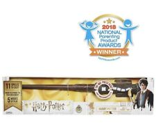 Harry Potter WIZARD TRAINING WAND Light & Sound Functions BRAND NEW 2018 Rowling