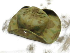 VIETNAM IN COUNTRY style local MADE DUCK HUNTER beo gam CAMO cowboy BOONIE HAT