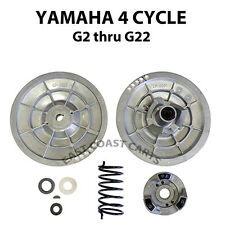 Yamaha Golf Cart Secondary Driven Clutch Kit G2 thur G22 Golf Car JN6-G6270