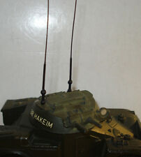 15 ANTENNES MILITAIRE POUR SOLIDO  -DINKY TOYS -