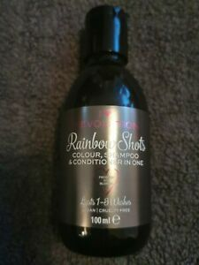 'I Heart Revolution Rainbow Shots' Toner/dye for blonde hair - Frosted Ice