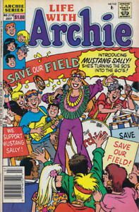 Life With Archie #279 (Newsstand) VG; Archie | low grade comic - save on shippin