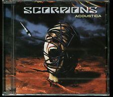 Scorpions Acoustica CD new European press Sony 88697 59268 2