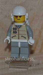 LEGO Minifigure Mini Figure Star Wars 7130 Snowspeeder Rebel Trooper