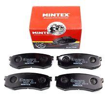 Mintex Pastillas De Freno Eje Trasero Para Mitsubishi Toyota MDB1696 Envío rápido