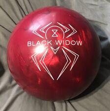 NEW 15 LB Hammer Black Widow 2.0 Alpha Rare Overseas Bowling Ball