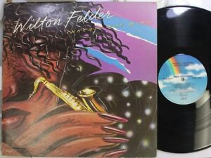 Jazz Lp Wilton Felder Inherit The Wind On Mca