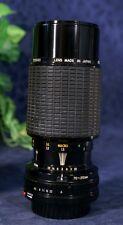 SIGMA ZOOM-KII 70-210mm 1:4.5  Zoom Lens Canon C/FD Mount