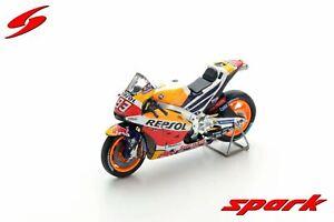 1:43 2017 Marc Marquez -- Honda Repsol RC213V #93 -- Spark Model