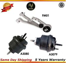 3079, 3080, FM01 Engine Mount Ford Freestyle 500 05-07 3.0L