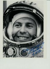 New ListingCosmonaut (Russian Astronaut) Pavel Popovich Signed photo in person