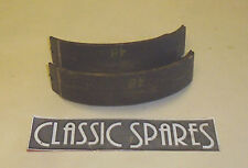 ISETTA BUBBLE CAR   1957  TO   1962    PAIR OF NEW REAR BRAKE SHOES     JN258AF