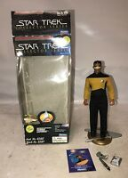 Star Trek the Next Generation - Action figure with box and accessories