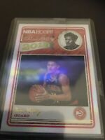 Panini NBA Hoops Class Of 18 Trae Young Holo Insert Hawks RC