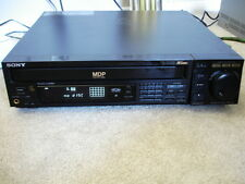 VINTAGE SONY MDP-510 LASERDISC PLAYER CD CDV LD PLAYER for parts