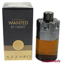 Azzaro Wanted Night By Azzaro 5.1oz/150ml Edp Spray For Men New In Box