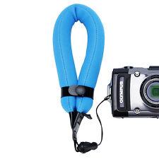 Sangle Dragonne Flottante pour Appareil Photo Canon Sony Nikon Olympus /Bleu