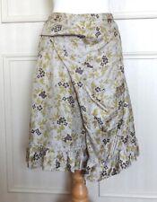 Rutzou Silk Skirt - 10