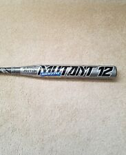 NEW 2016 Worth SIS Mutant 12 Platinum Edition 27oz. SMAMUT USSSA Softball Bat