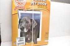 Ideal Pet Products Plastic Pet Door Super Large 15