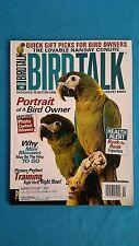 "BIRD  TALK  MAGAZINE              ""NOVEMBER  2005  /  MINI  MACAWS"""
