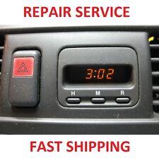 97 98 99 00 01 Honda CRV CR-V Digital Clock REPAIR SERVICE