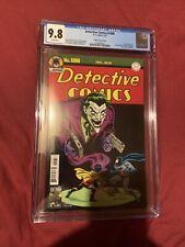 Detective Comics 1000 Cgc 9.8 1940's Variant Cover