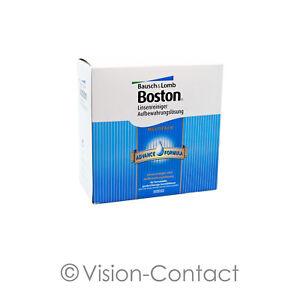 Boston Advance Multipack Pflegemittel für harte Linsen von Bausch + Lomb
